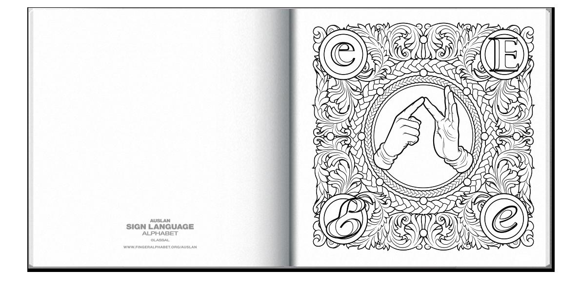 11-AUSLAN-coloring