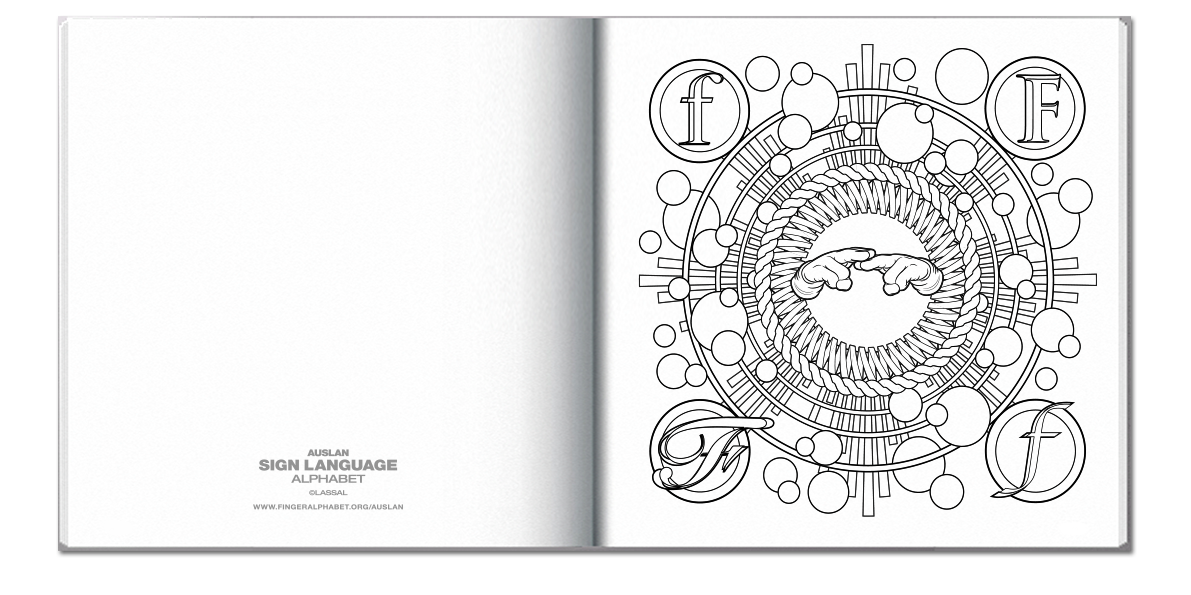 13-AUSLAN-coloring