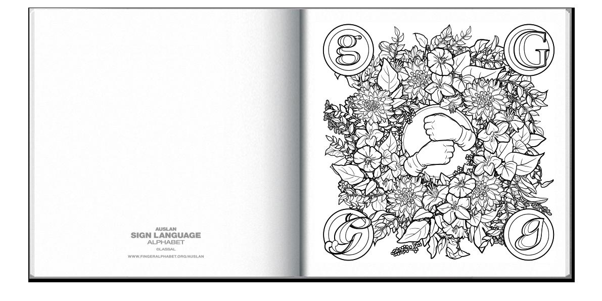 15-AUSLAN-coloring