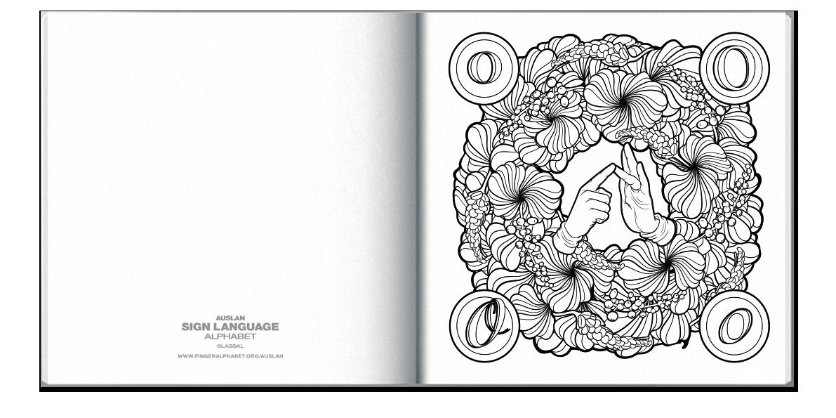 31-AUSLAN-coloring