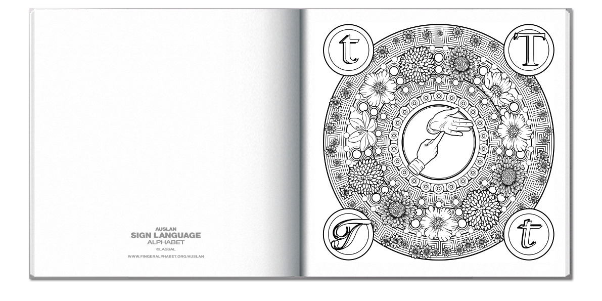 41-AUSLAN-coloring