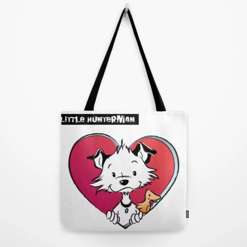 Little Hunterman Love Tote